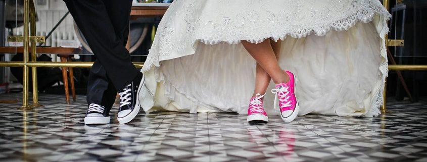 Ehe in Turnschuhen