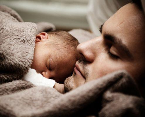 Geburt- meist sind die Männer dabei