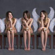 Langeweile macht auch Engeln zu schaffen.